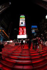 Tuesday Night, Times Square (Eric Seibert) Tags: newyorkcity nightphotography manhattan timessquare newyorknewyork afterdark shootinginthedark ericseibert