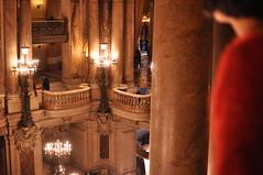 Palais. (Tysh) Tags: palaisgarnier paris opera red balcony