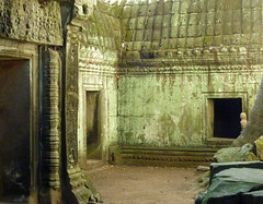 Beautiful decay (1) (jocelyncoblin) Tags: taprohm angkorwat cambodia asia travel ruins temple ancient structure siemreap topf25