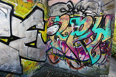 Urbex Ruisbroek (Red Cathedral is in Osaka) Tags: sony a6000 sonyalpha mirrorless streetart graffiti alpha contemporaryart urbex belgium urbanart oostkaai brussel bruxelles brussels trespass ruisbroek anderlecht