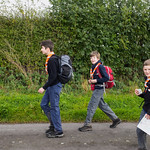 Scouts Exped Oct 16 -11 : 1st Hensingham Scouts Expedition in October 2016. Six intrepid Scouts trekked from Drumburgh to Rattlingate and then on to Oughterby