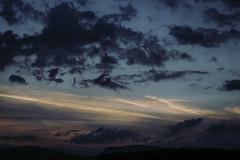 blue dusk (mamuangsuk) Tags: bluedusk skyatdusk cloudscape dramaticskies skyporn warmandcold darkblue spreadclouds skyscape sunset blueandred orange pinkish lastlight xe2 mamuangsuk