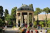 Shiraz, Iran (gwyom) Tags: iran farsprovince shiraz بلوارگلستان middleeast hafez architecture tomb