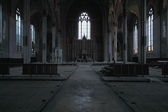 Church of the Dying Light (EsseXploreR) Tags: abandoned church dying light ny new york