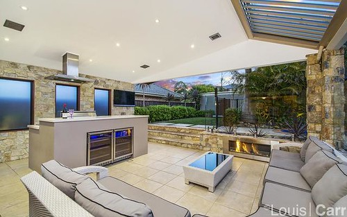 1 Matilda Grove, Beaumont Hills NSW 2155