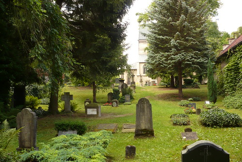 Schulpforta Cemetery