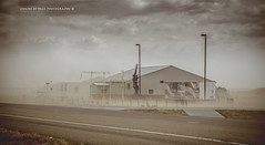 (Chains of Pace) Tags: dust storm weather oklahoma clouds guymon rural