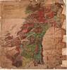 Trondhjems Stift, manuskart  frå ca. 1870 (Noregs geologiske undersøking) Tags: trondheim trondhjem theodor kjerulf ngu