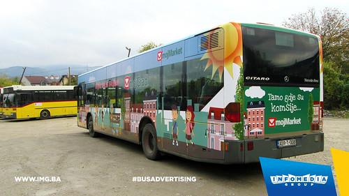 Info Media Group - Moj Market, BUS Outdoor Advertising, Banja Luka 10-2016 (4)