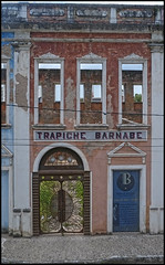 Trapiche Barnabe (wilphid) Tags: salvador bahia brasil brsil cidadebaixa btiments architecture port funiculaire
