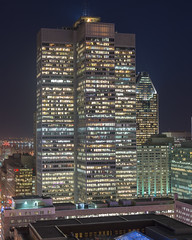 La grande dame. (Fred_514) Tags: montreal quebec canada placevillemarie pvm nikond7200 d7200 cityscape cityscapes nice