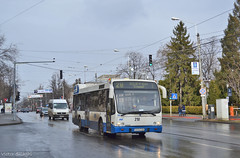 218 - 28 - 01.12.2016 (2) (VictorSZi) Tags: romania iasi moldova bus nikon decembrie december winter iarna