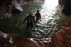 Cave near Trespass Point (Jersey Sea Kayaking) Tags: coasteering jersey stbrelade trespass point