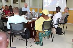 Atelier de restitution de l'évaluation à mi-parcours du projet CVC (chaînedevaleurscéréalesprojet) Tags: evaluation céréales production commercialisation