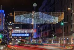 MIS BARCELONAS (V). Christmas Lights