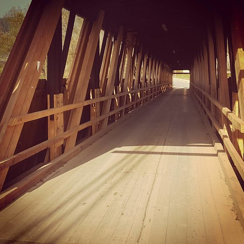The bridges of Madison county? Not. #sloveniaincognita