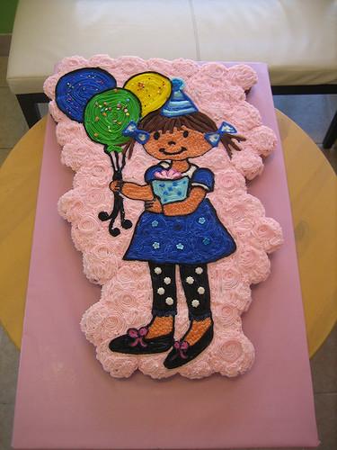 376-polkatots cupcake cakes