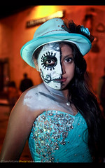 Day of the Dead - San Miguel de Allende, Mexico 2016 (Sam Antonio Photography) Tags: dayofthedead sanmigueldeallende mexico portrait female tradition night scary samantoniophotography halloween death celebration dead day mexican skull woman mask holiday costume background catrina face muertos beauty art makeup traditional culture spooky festival dia beautiful horror girl november christianity catholicism religious calavera creepy culturaltradition spirituality