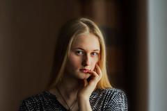 Vlada (Nikita Gorbachev) Tags: model sister russian pepole face hear