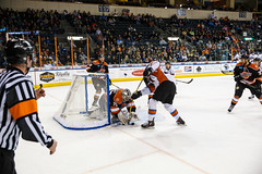 "Missouri Mavericks vs. Ft. Wayne Komets, November 12, 2016, Silverstein Eye Centers Arena, Independence, Missouri.  Photo: John Howe/ Howe Creative Photography • <a style=""font-size:0.8em;"" href=""http://www.flickr.com/photos/134016632@N02/30985680525/"" target=""_blank"">View on Flickr</a>"