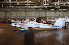 G-OHGC Scheibe SF25C Falke, Heron Gliding Club, RNAS Yeovilton, Somerset (Kev Slade Too) Tags: gohgc scheibe sf25c falke heronglidingclub egdy rnasyeovilton somerset