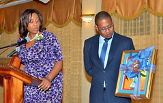 Diploma Equivalency (HSDE) Graduation Ceremony, at the Mona Visitors, Lodge, on the UWI Mona Campus