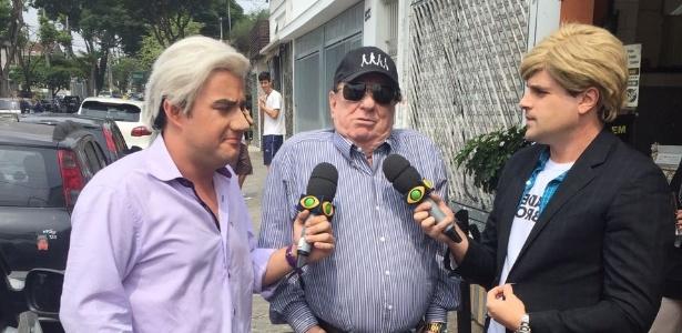 """Otávio Mesquita rebate acusação de Raul Gil e nega ter """"puxado tapete"""""""