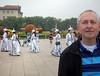 Tiananmen Square-0920 (kasiahalka (Kasia Halka)) Tags: 109acres 2016 beijing china citysquare gateofheavenlypeace greathallofthepeople mausoleumofmaozedong monumenttothepeoplesheroes nationalmuseumofchina tiananmensquare