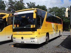 DSCN2284 Walter Tschannen AG, Zofingen 21 AG 178801 (Skillsbus) Tags: buses coaches germany swotzerland ptt tschannen mercedes tourismo