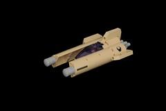 Low Rider (pasukaru76) Tags: canon100mm lego space starfighter vicviper nnovvember nnovvember2016 moc