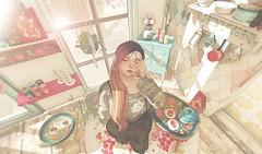 Home Sweet Home (Aru ) Tags: scarletcreative andika sanarae moremore something somemore aso oleander thesecretstore thearcade gacha tannenbaum