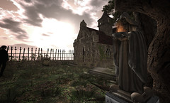 Graveyard (Cash Meili) Tags: graveyard tomb grave