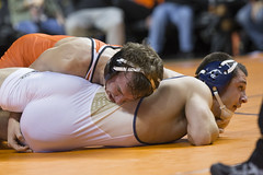 Oklahoma State Cowboys vs Pittsburgh Panthers Wrestling Dual, Sunday, December 4, 2016, Gallagher-Iba Arena, Stillwater, OK. Bruce Waterfield/OSU Athletics (OSUAthletics) Tags: 20162017 osu big12 cowboys oklahomastateuniversity panthers pitt pittsburgh universityofpittsburgh wrestling