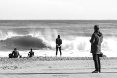 barcellona su e giu (`Olivier Jules`) Tags: barcelona barcellona street ass nude naturist rolleiflex infrared architecture playa beach spiaggia lol