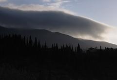20160324-139F (m-klueber.de) Tags: 20160324139f 20160324 2016 mkbildkatalog griechenland ionische inseln kefalonia zypresse zypressen bergland wolken abend