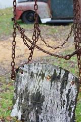DSC_0921 (skimpics) Tags: haunted abandon abandoned amusementpark themepark burialgrounds native american indian cemetery cemetary creepy halloween scary ghosts ghost demon demonic paranormal woods westvirginia appalachian allhallows pumpkin ferriswheel swing children