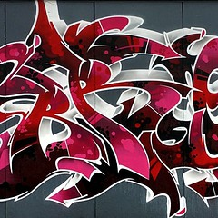 Brok (o_Ouissem) Tags: paris vitrysurseine vitry graffiti wildstyle thenastyboyz spam vba tnb 3hc brok ifttt instagram