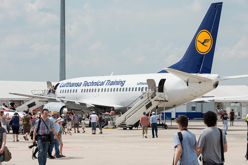 Lufthansa Technical Training Boeing 737-530 D-ABJI (832327)