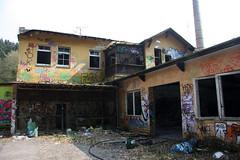 Abandoned car wash (G) (sensaos) Tags: urban abandoned germany decay exploring forgotten infiltration exploration abandonment trespassing urbex sensaos