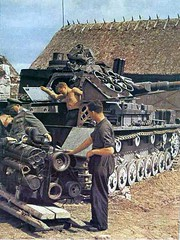"""Reviewing a Panzer IV • <a style=""""font-size:0.8em;"""" href=""""http://www.flickr.com/photos/81723459@N04/9194512622/"""" target=""""_blank"""">View on Flickr</a>"""