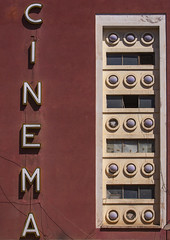 Old Roma Impero Cinema, Asmara, Eritrea (Eric Lafforgue) Tags: africa people cinema color colour building vertical architecture facade outdoors photography italian day nobody nopeople artdeco decline movietheater oldfashioned asmara eritrea hornofafrica eastafrica buildingentrance capitalcities traveldestinations colorimage filmindustry eritreo buildingexterior colorpicture erytrea traditionallyitalian asmera eritreia colourimage italiancolony  italianculture ertra    eritre eritreja eritria builtstructure colourpicture harnetavenue  rythre africaorientaleitaliana     eritre eritrja  eritreya  erythraa erytreja     colonialitalianarchitecture italiancolonialempire maekelregion ert5943