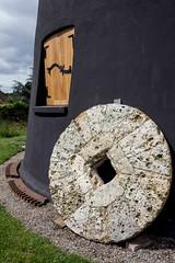 Holgate Windmill - new window shutter (3)