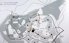 Runcorn Shopping City Location (The JR James Archive, University of Sheffield) Tags: england plan runcorn merseyside newtowns