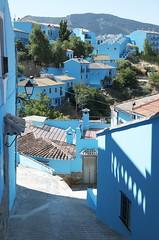 Streets of Juzcar