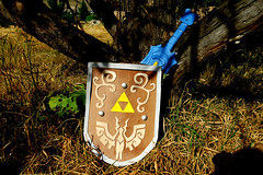 zelda windwaker 6 (<Mook>) Tags: wind foam sword zelda waker