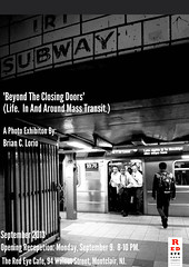 My First Photography Exhibit (B.C. Lorio) Tags: nyc newyorkcity brooklyn subway jerseycity bronx nj queens mta newark njtransit