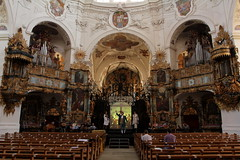 Orgel - Kirchenorgel der Klosterkirche Kloster Muri ( Gotteshaus katholisch - Ehemaliges Benediktinerkloster - Gründung 1027 - Baujahr 11. Jhd. - Kirche  ) in Muri AG im oberen Bünztal im Kanton Aargau der Schweiz (chrchr_75) Tags: schweiz suisse switzerland svizzera suissa swiss sveitsi sviss スイス zwitserland sveits szwajcaria suíça suiza hurni august 2013 1308 august2013 chrchr chrchr75 chrigu chriguhurni chriguhurnibluemailch albumklosterderschweiz манастир 修道院 monastery monaĥejo klooster luostari monastère μοναστήρι mhainistir monastero klasztor mosteiro monasterio วัด christoph chriguhurnibluemailchhurni hurni130821 kirche church eglise chiesa kantonaargau aargau kircheaargau albumkirchenundkapellenimkantonaargau albumzzz201308august zzzz130821ausflugreusstalaargau albumkirchenorgelnderschweiz kirchenorgeln kirchenorgel orgel organ organe urut orgán organo 臓器 órgão órgano kloster albumklosterkantonaargau kanton