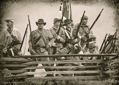 Hold the Line! (Zane's Photography) Tags: statepark civilwar reenactment nikond800 northwestcivilwarcouncil mcivercivilwarreenactment nwcwc