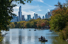 Central Park, New York City (Suraj Bajaj) Tags: nyc lake newyork buildings centralpark manhattan midtown buildinhs flickrandroidapp:filter=none