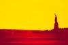 Liberty in Red (PotterPics) Tags: newyork liberty hudsonriver statueofliberty